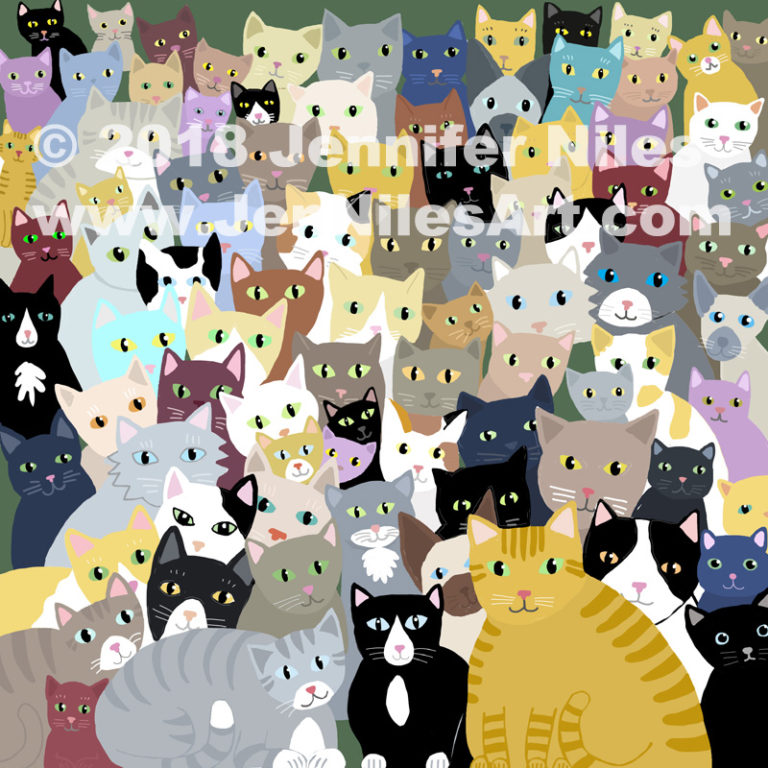 kitty crowd WACOM smaller WM FB
